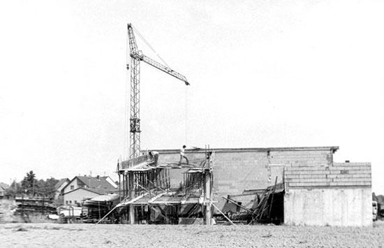 Bauunternehmen Kispert seit 1964