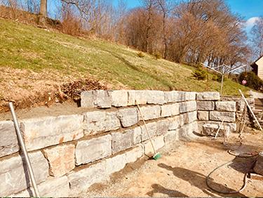 Neue Außenanlagen mit Kispert Bau - Mosbach Buchen