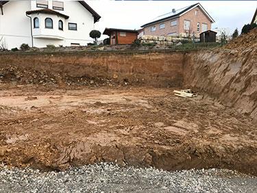 Erdarbeiten mit Kispert Bau aus Limbach
