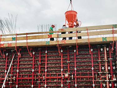 Gewerbe- und Industriebauten mit Kispert Bau aus Limbach