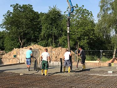 Gewerbebau Kispert Bau aus Limbach