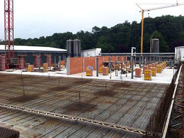 Gewerbe- und Industriebauten mit Kispert Bau