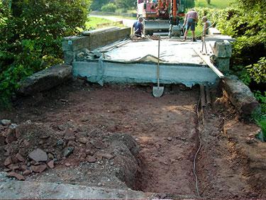 Ingenieurarbeiten mit Kispert Bau