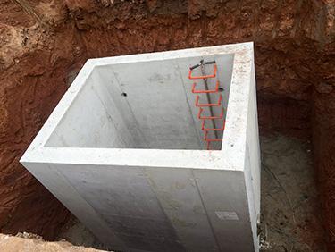 Kanalbau professionell umsetzen mit Kispert Bau aus Limbach