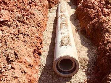 Kanalbau vom Fachmann mit Kispert Bau aus Limbach