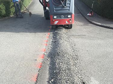 Strassenbau umsetzen mit Kispert Bau aus Limbach