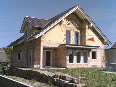 Wohnungen bauen mit Kispert Bau aus Limbach