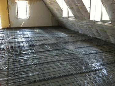 Wohnungsbau mit Kispert Bau aus Limbach